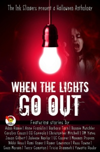 Halloween Themed Anthology When the Lights Go Out